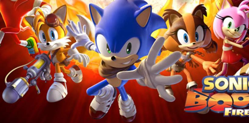 Sonic Boom: Fire & Ice Now On Official Nintendo Website