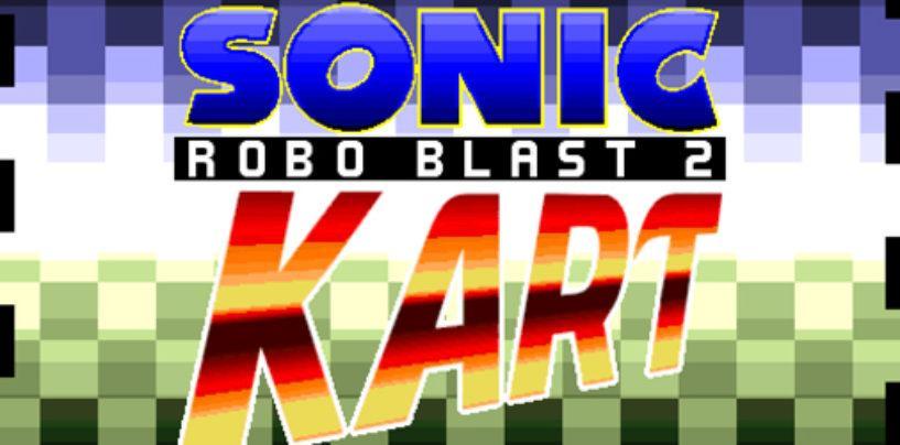 Sonic Robo Blast 2 Kart to be Speedrun in Frost Fatales 2020