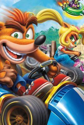 Review: Crash Team Racing Nitro Fueled (Playstation 4)