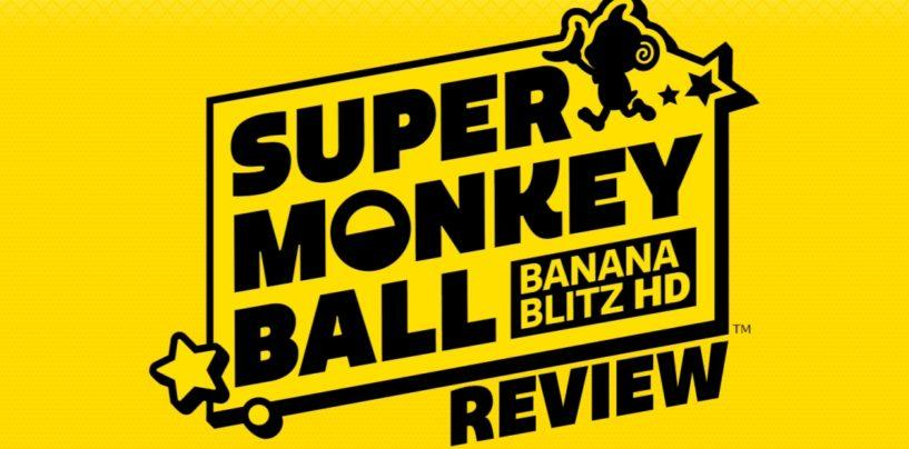 Review: Super Monkey Ball: Banana Blitz HD (Playstation 4)