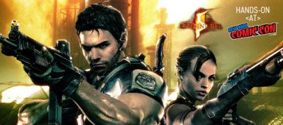 Hands-On: Resident Evil 5 (Switch)