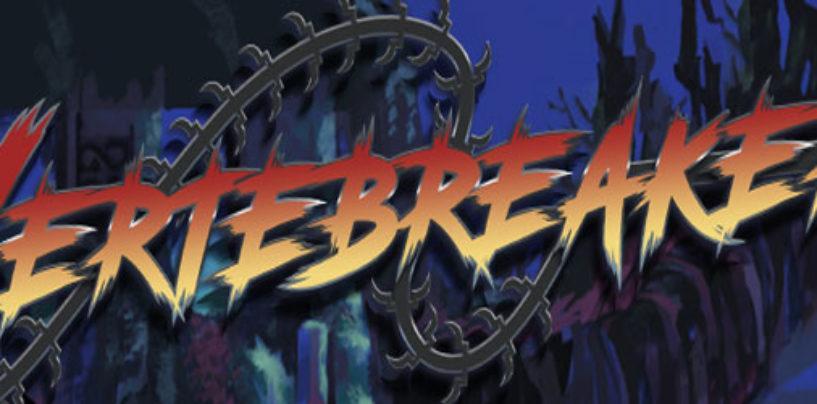 """Kickstarter for Stealth's """"Vertebreaker"""" Begins"""
