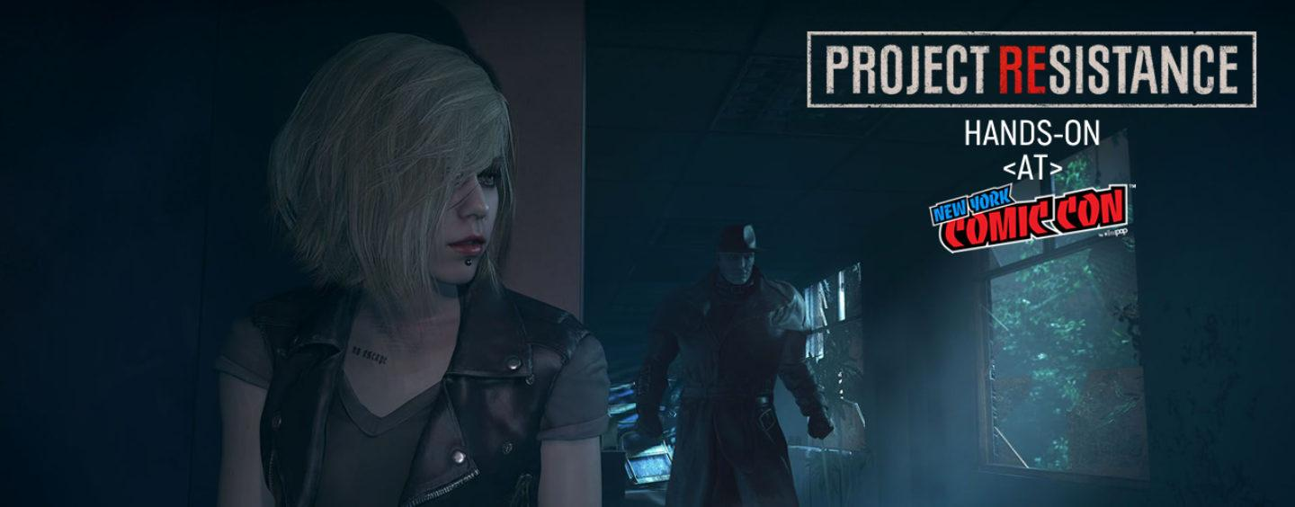 Hands-On: Project Resistance